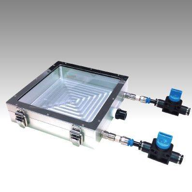 UV curing equipment Nitrogen replacement box (nitrogen purge box)