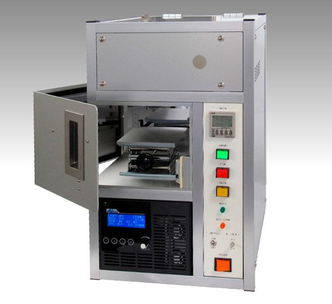 UV 硬化装置 卓上バッチ式UV 硬化装置